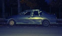 abdoned-car