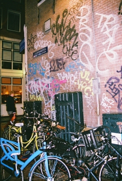 bikesandwall