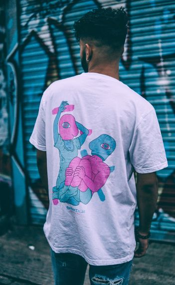 AfterParty Pastel Tee