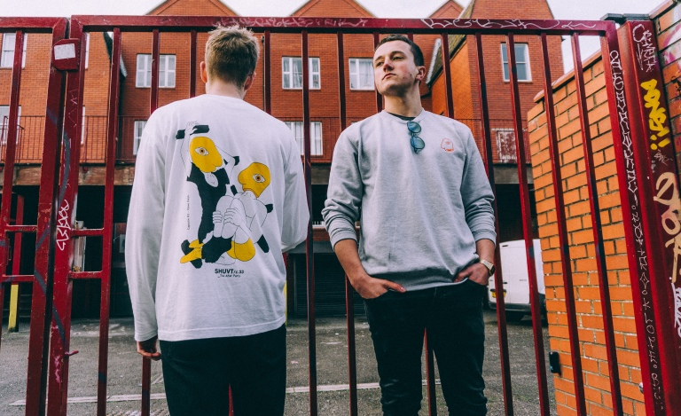 Rave Mask Jumper & Afterparty LongSleeve